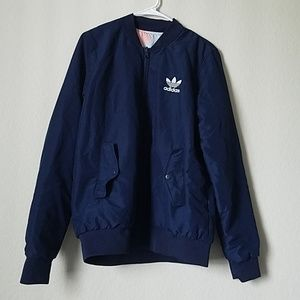 Men's Adidas Originals Reversible Bomber Jacket